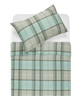 Renforcé bedding set NATALIE 30-0511-GREY