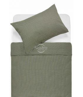 Sateen bedding set AGATHA 30-0424-BROWN