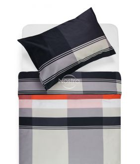 Sateen bedding set ABAIGAEL 30-0436-GREY