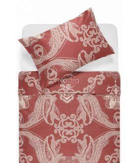 Sateen bedding set ADRA 40-1180-TERRA