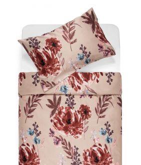 PREMIUM mako satīna gultas veļa CELINE 20-1541-WHISPER PINK