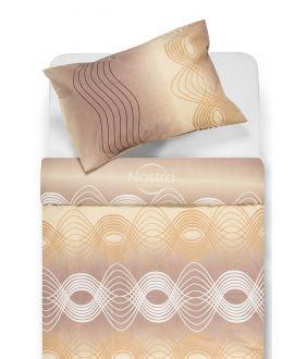 Kokvilnas gultas veļa DERBY 30-0562-CACAO
