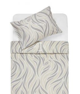 Flaneļa gultas veļa BARBARA 30-0602-GREY