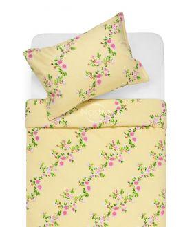 Flannel bedding set BLESSING 20-1550-BEIGE