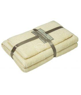Бамбуковые набор полотенец BAMBOO-600 T0105-VANILLA