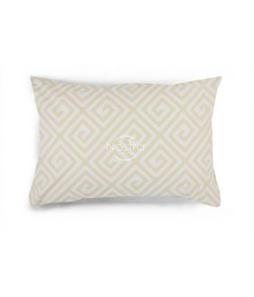 Flannel pillow cases with zipper 30-0603-BEIGE