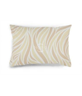 Flannel pillow cases with zipper 30-0602-BEIGE