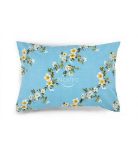 Flannel pillow cases with zipper 20-1550-BLUE