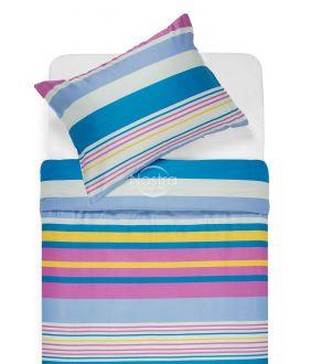 Sateen bedding set AGATA 30-0452-MULTY