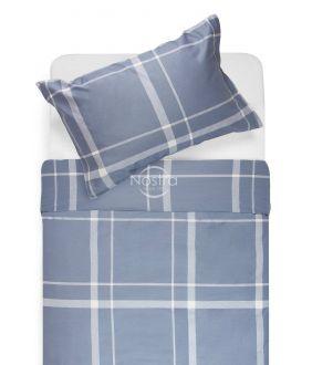Постельное бельё из сатина ADALWOLFA 30-0548-STONE BLUE