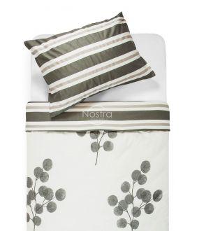 Sateen bedding set ADDIE 40-1117/30-0546-GREY
