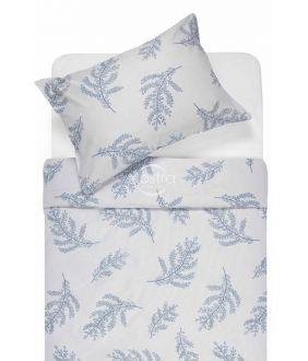 Sateen bedding set ADEL 40-1119-NAVY
