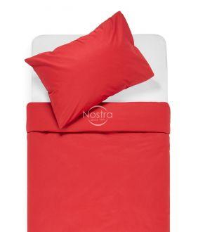 Постельное бельё из бязи DOTTY 00-0023-WINE RED