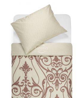 Sateen bedding set ADSILA 40-1178/40-1179-CREAM