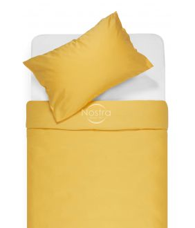 PREMIUM mako satīna gultas veļa CAMILA 00-0283-YELLOW