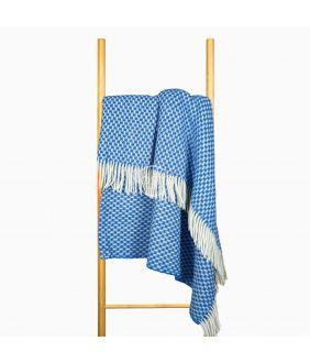 Плед ZELANDIA 80-3201-CLASSIC BLUE