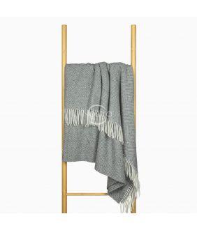 Woolen plaid MERINO-300 80-3042-GREY