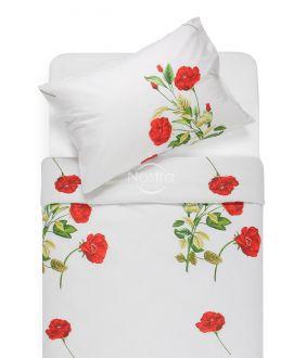 Kokvilnas gultas veļa DUCI 20-1532-RED