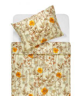 Kokvilnas gultas veļa DESSA 20-1533-BEIGE