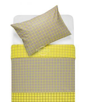 Cotton bedding set DONYA 30-0573-BROWN