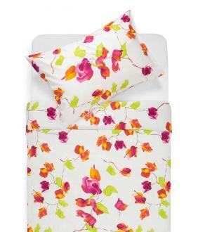 Cotton bedding set DIVINA 20-1457-RED