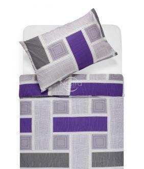 Cotton bedding set DIAMANDA 30-0575-GREY