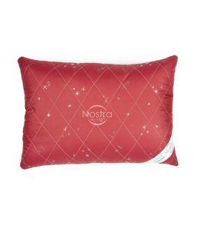 Pillow VASARA with zipper 70-0021-BORDO C+S