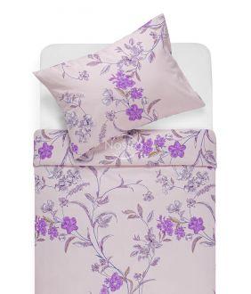 Kokvilnas gultas veļa DUSTEE 20-0569-LILAC