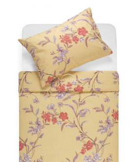 Kokvilnas gultas veļa DUSTEE 20-0569-BEIGE