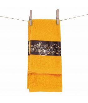 Кухонное полотенце 350GSM T0115-YELLOW M2