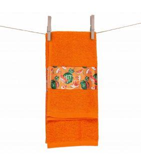 Kitchen towel 350GSM T0111-ORANGE