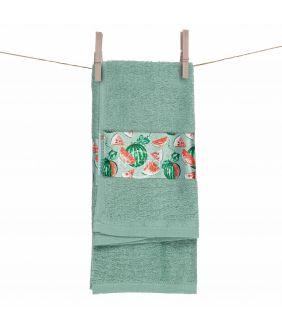 Кухонное полотенце 350GSM T0111-GREEN BAY