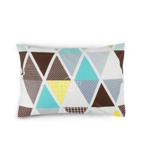 Pillow cases SPALVOTAS SAPNAS 30-0615-BROWN