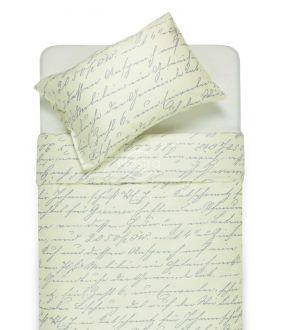 Постельное бельё из сатина AFTON 40-0857-PAPYRUS