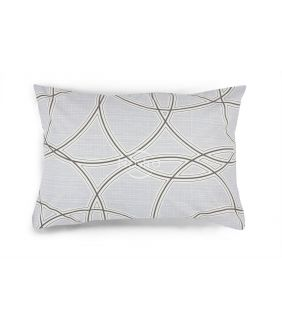 Flannel pillow cases 40-1164-GREY