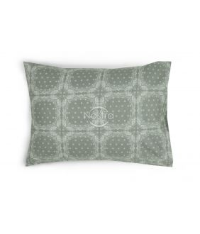 Flannel pillow cases 40-1045-GREY