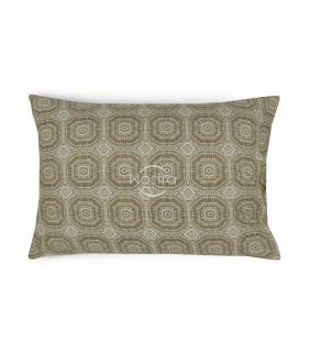 Flannel pillow cases 40-1044-L.CACAO