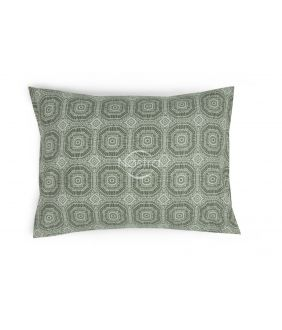Flannel pillow cases 40-1044-GREY