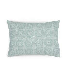 Flannel pillow cases 40-1044-FOREV BLUE