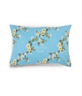 Flannel pillow cases 20-1550-BLUE