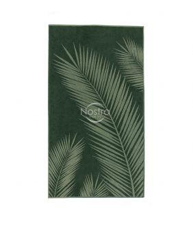 Beach towel 400J T0134-GREEN
