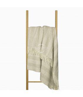 Woolen plaid MERINO-300 80-3256-BEIGE