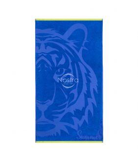 Pludmales dvielis 365J VELOUR T0127-BLUE