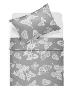 Sateen bedding set APRIL 40-1246-GREY