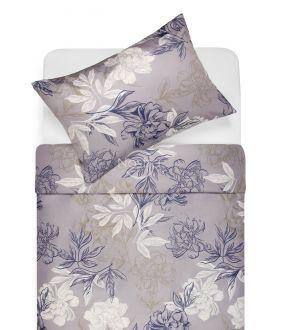 Satīna gultas veļa AUDREY 20-1612-BLUE