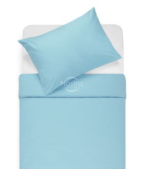 Kokvilnas gultas veļa DOTTY 00-0051-L.BLUE