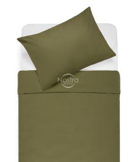 Kokvilnas gultas veļa DOTTY 00-0303-KHAKI