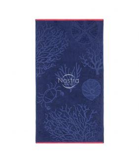 Pludmales dvielis 365J VELOUR T0125-DARK BLUE