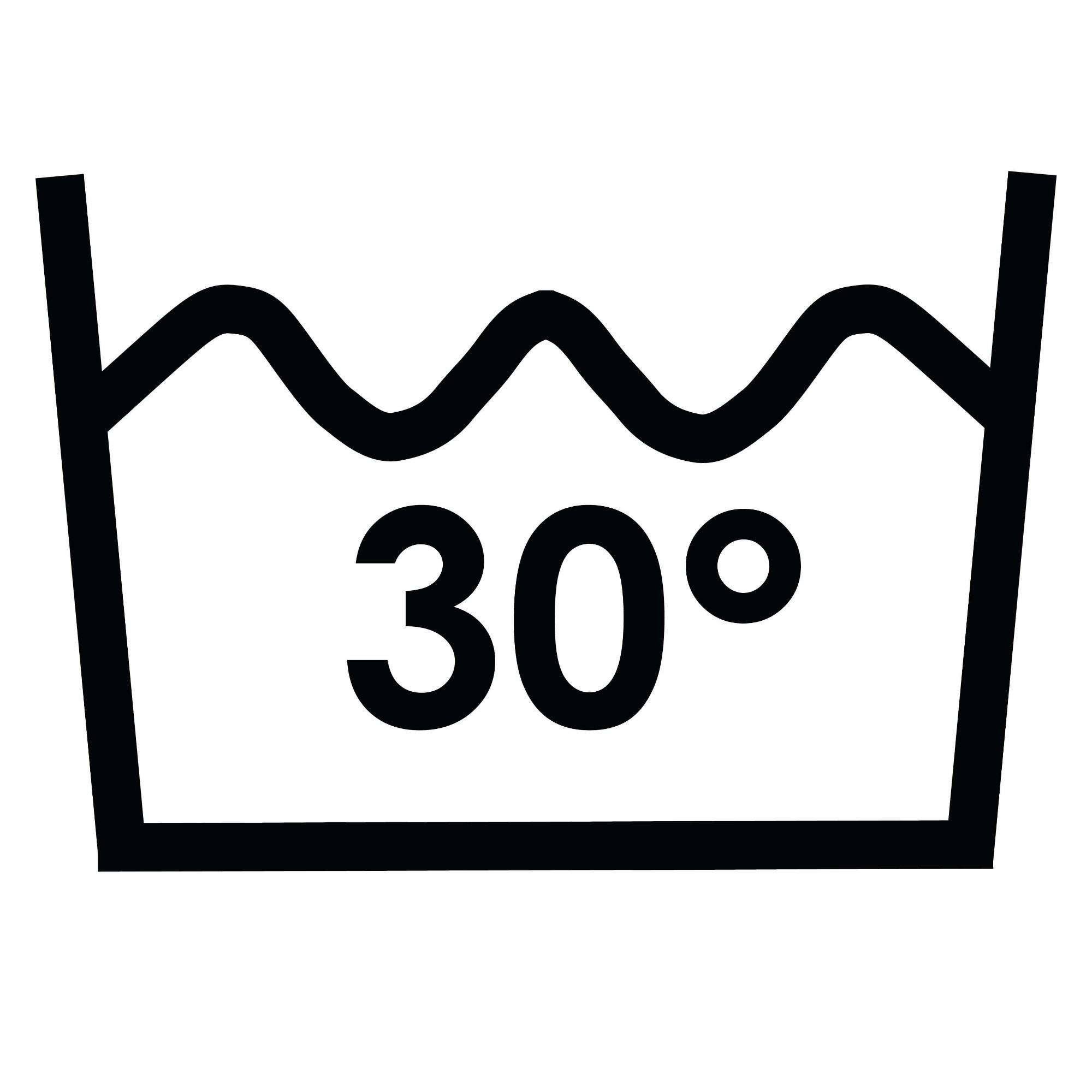 Mazgāt ūdenī (līdz 30°С)